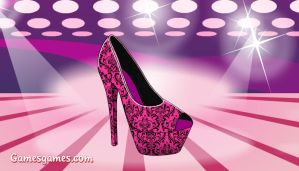 Shoe At A Dancing Club by CeceLovesSoShSi1415