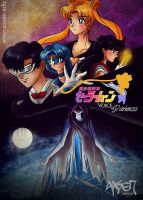 Sailor Moon: Voice of Darkness by Axsens