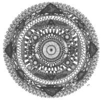 Meagan's Mandala by meathive