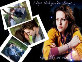 New Moon Wallpaper 2 by Alexya16
