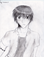 Kyo Sohma by Pirategirl28