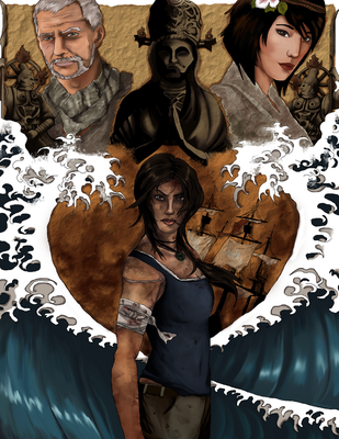 Tomb Raider 2013 by Paizy