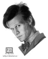 Matt Smith by andepoul
