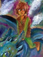 HTTYD- Watercolors by Yoshiie