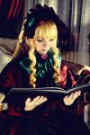 Reading by Rei-Doll