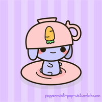 Bunny And Teacup by peppermint-pop-uk