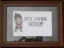 It's Over 9000!!!! by grumble-king2
