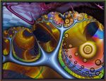 Cosmic Membrane by mdichow