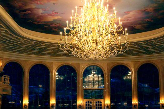 Main Ball Room by BrittanysDesigns