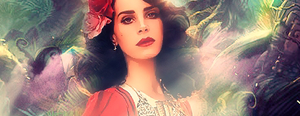 Lana Del Rey Signature by touchofmoon