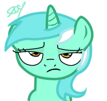 Lyra Is Not Amused by Universal-Tiger