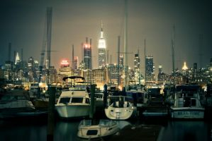 Docking NYC by namespace