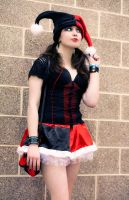 Casual Harley Quinn by Arctic-RevoIution