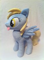 Derpy Hooves by PlanetPlush