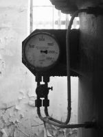 pressure gauge by sweetvamp