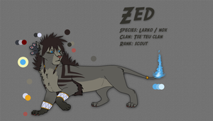 zed reference by TorazTheNomad