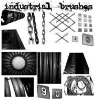 Industrial Brush Pack by luther1000