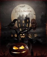 Happy Halloween by LG-Design
