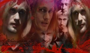 Eric Northman by LittlexMissxParasite