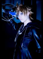 Roxas - Cold as Ice by FujimiyaRan