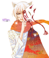PNG - Tomoe by teriani16