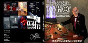 Audio Visuals - Music from Series One CD Cover by jimg1972