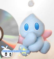 Chibi Chao Mini Plush by BriteWingz