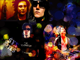 Synyster Gates Wallpaper 2 by fakexreflection
