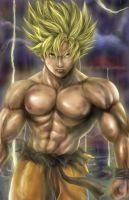 Legendary Prophecy SuperSayian by spirapride
