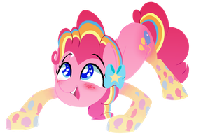 Rainbow Power Pinkie? by January3rd