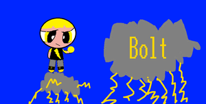 This is  Bolt... by pedrom123