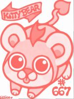 kittybear by Child-Of-Neglect