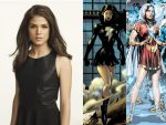 Marie Avgeropoulos--Mary Marvel ( Marie in black) by Shulkie