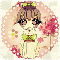 Japan Girl Adopt .:OPEN:. by TinyTeaDrinker