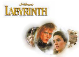 labyrinth wallpaper 2 by drawingdream