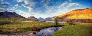 Lakeland Evening by Capturing-the-Light