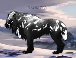 Magpie 20065 by TotemSpirit