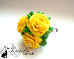 "Ring ""Elegance"" by Tantalia"