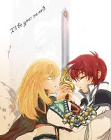 I'll be your sword by icys