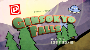 Gensokyo Falls - Logo/Intro Sequence by Spaztique