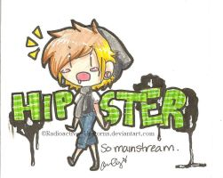 Hipster Mister by Lil-Wang