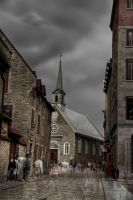 Ghost town HDR by Dje514