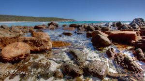 Beach in Fitzgerald NP by mnoruzi