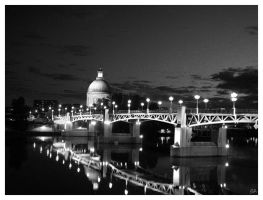 Pont St Pierre by salviphoto