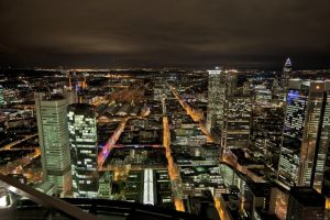 View from Main Tower HDR 01-2 by melmarc