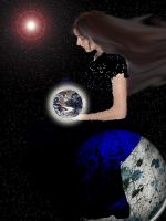 Mother Earth by WiccanSilver