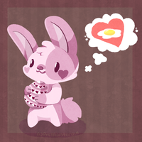 :Easter Bunny: by PrePAWSterous
