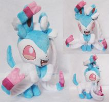 Shiny Sylveon by GearCraft