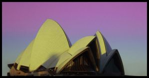 Sydney Operahouse by rickda7th