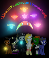 Successors of Harmony. - Cover by Neros1990